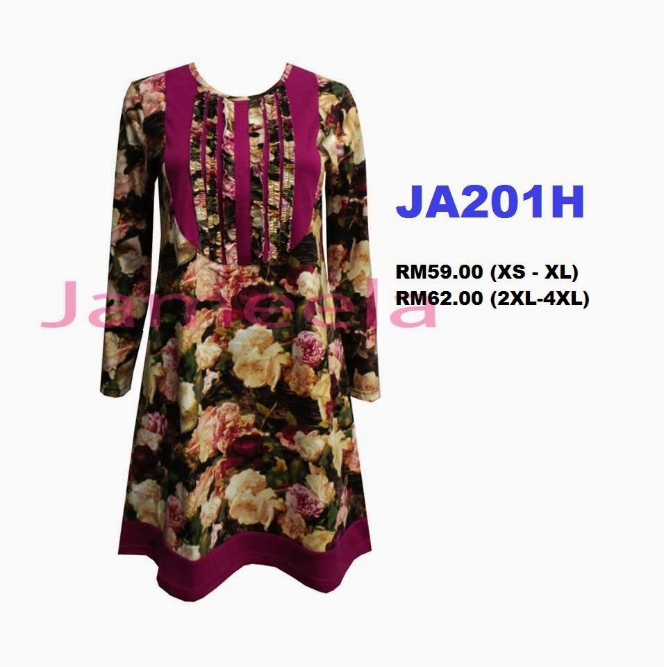 T-shirt-Muslimah-Jameela-JA201H