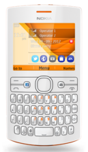 Nokia Asha 205 Dual