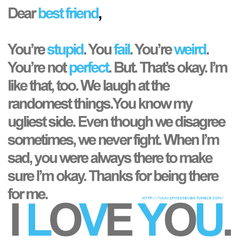 quotes for friend. Best Friend Quotes
