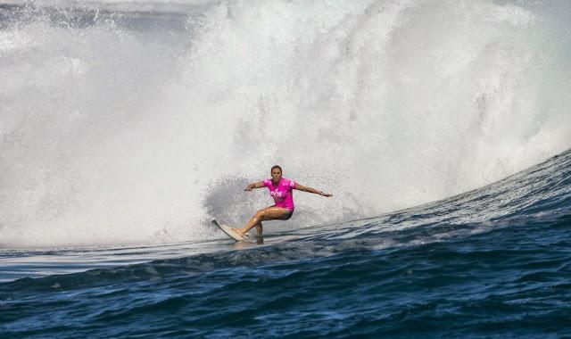 2014 Fiji Womens Pro Dimity Stoyle Foto ASP Robertson