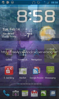 Transparent Screen PRO Free Apps 4 Android