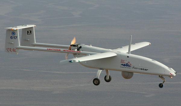 Aerostar Israel Unmanned Aerial Vehicle