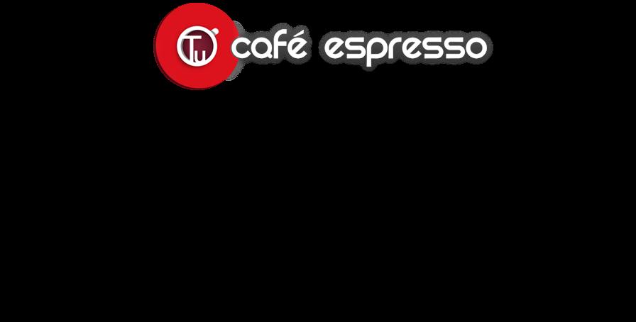 Tu café espresso