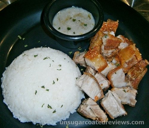 Bagnet Meal at B. Wings