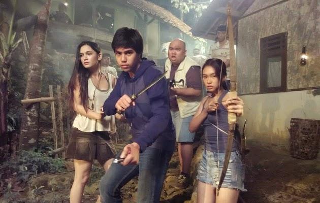 Download film Kampung Zombie (2015)