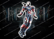Iron Patriot (iron man hasbro mlwave ironpatriotmovie)