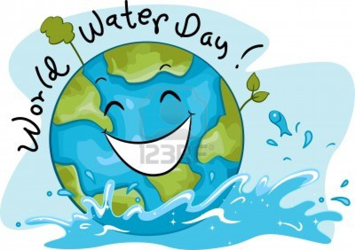Water Day Clip Art