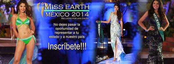 MISS EARTH QUINTANA ROO 2014