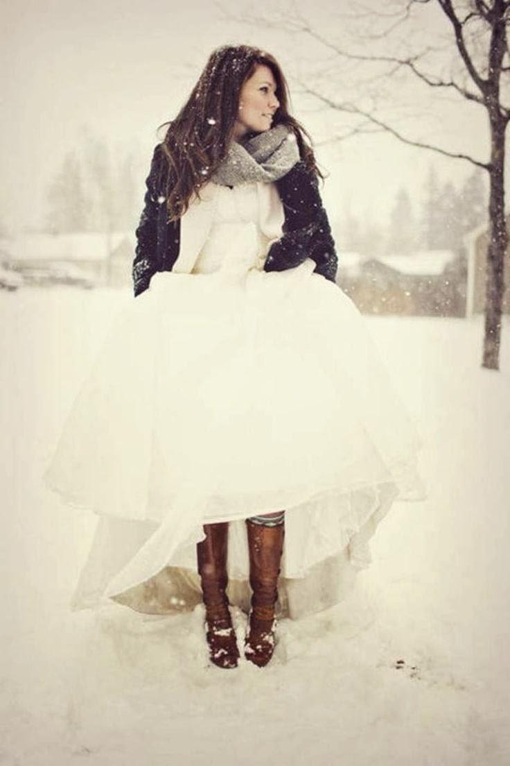 Whiteazalea elegant dresses beautiful winter elegant for Casual wedding dresses for winter