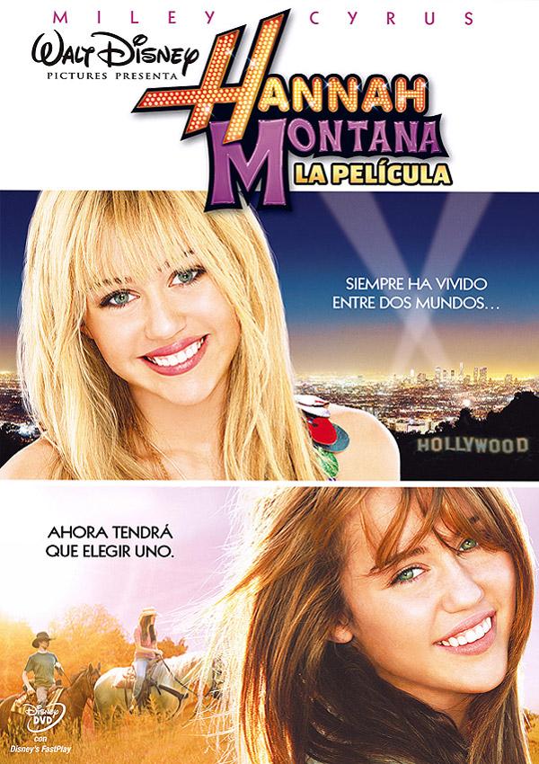 TÓMBOLA DISNEY: Hannah Montana. La Película