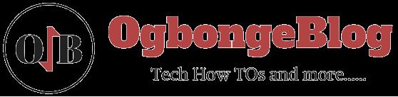 OgbongeBlog Template