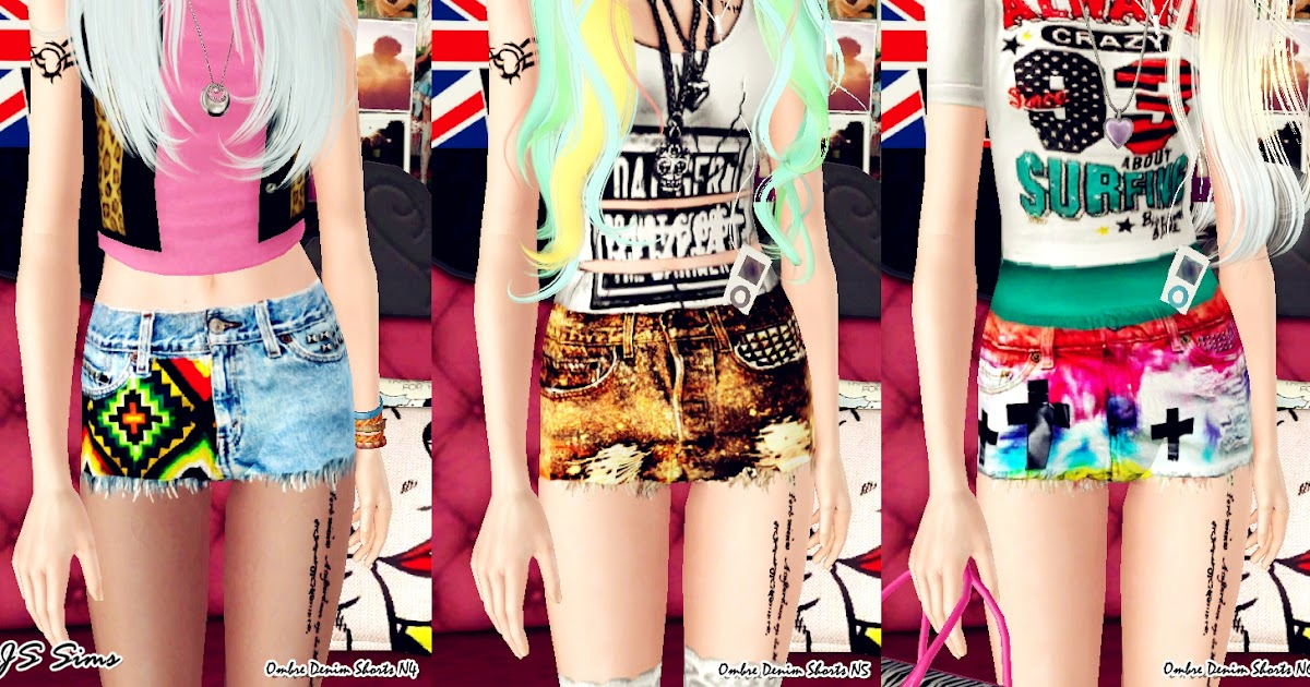 sims 3 set hairstyle by outfit collections