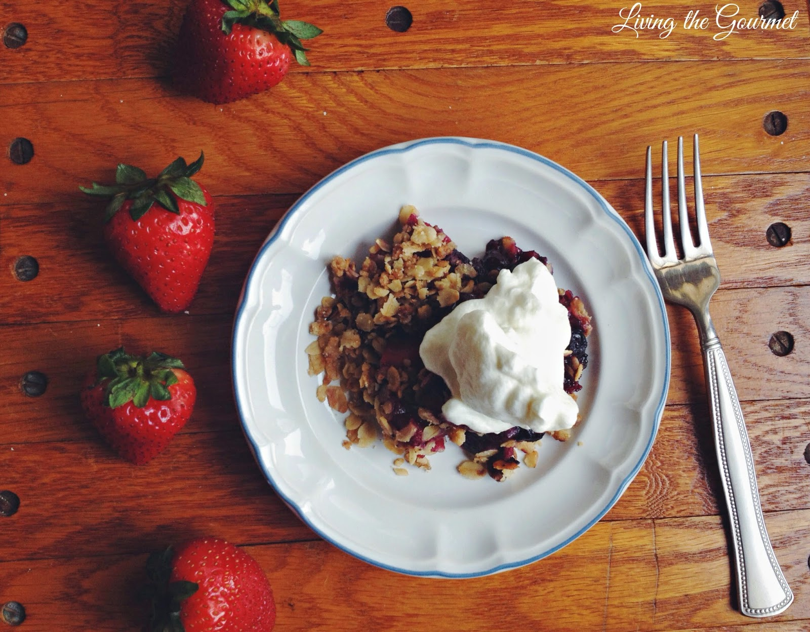 healthy fruit crumble topping strange fruit lyrics