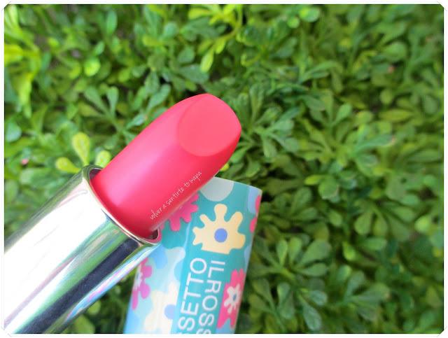 labiales Il Rossetto - 02 Brilliant Coral