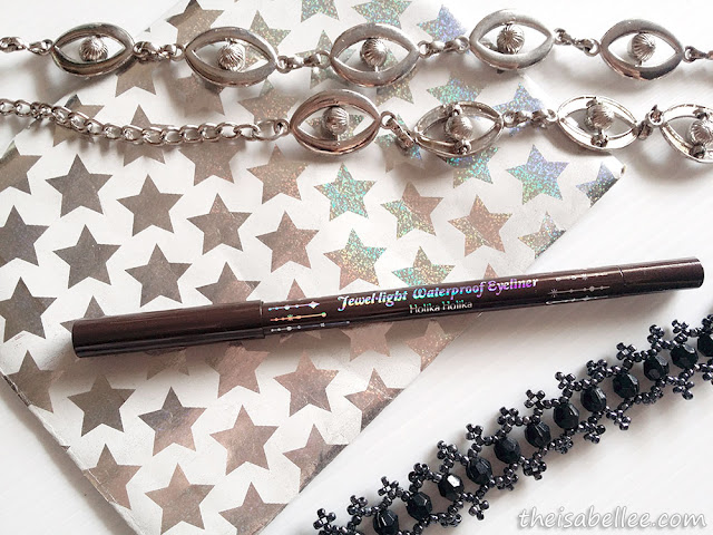 Holika Holika Jewel Light Waterproof Eyeliner (Brown Amber)