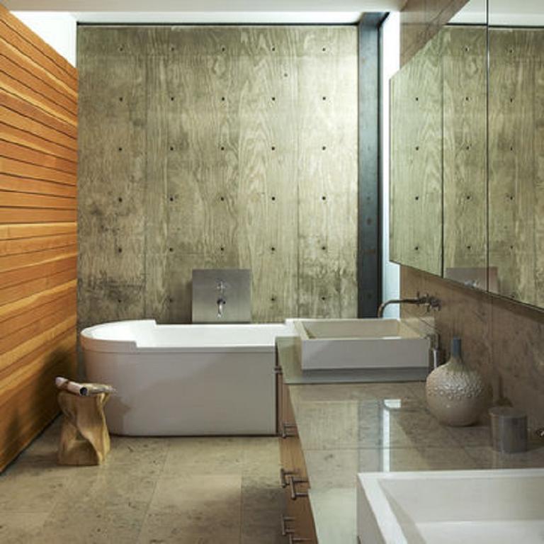 Decoraci n cuarto de ba o moderno 2013 decoraci n del - Cuarto bano moderno ...