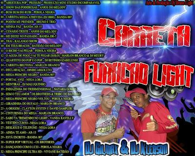 CD CARRETA FURACÃO LIGHT DE CASTANHAL (By Dj Bruno Light)
