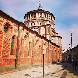 Milano Santa Maria Grazie