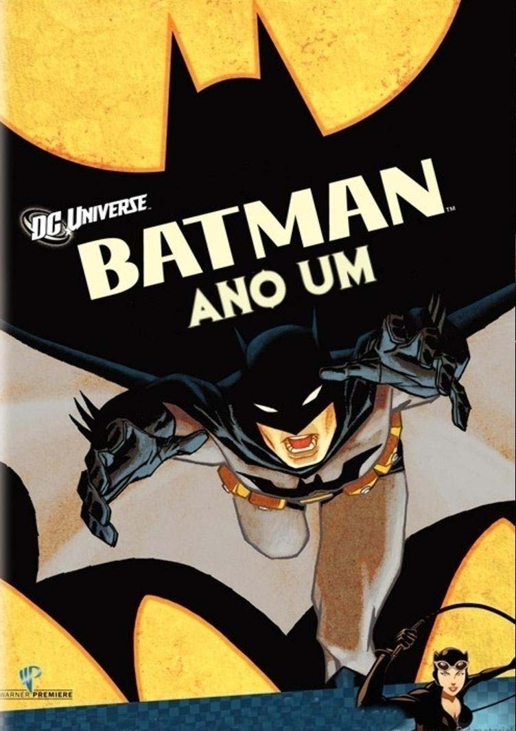 Batman: Ano Um Torrent - BluRay 720p/1080p Dublado