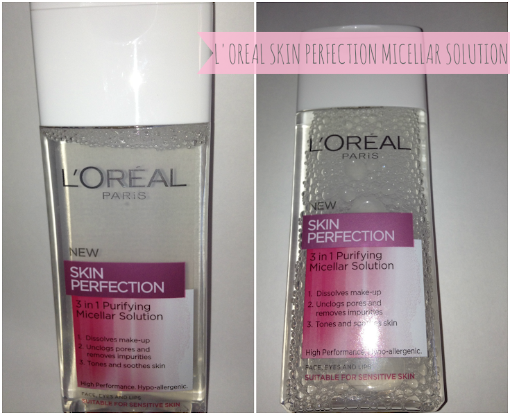 L'Oréal | Skin Perfection | 3 in 1 Purifying Micellar Solution