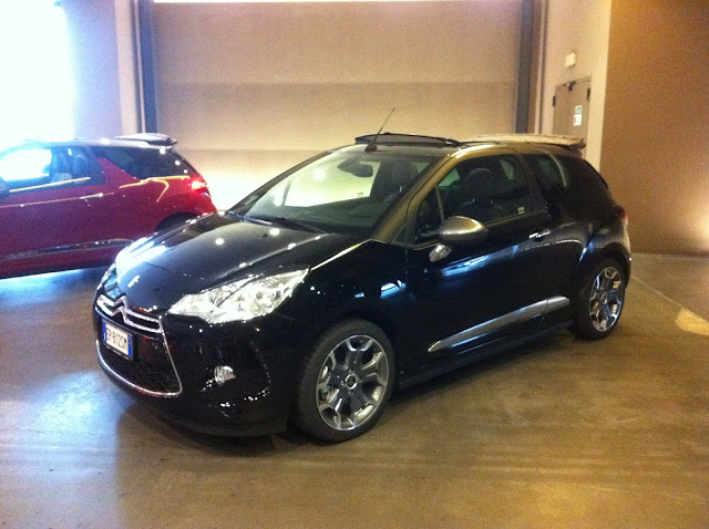 Citroen DS3 Cabrio Test Drive THP 1.6