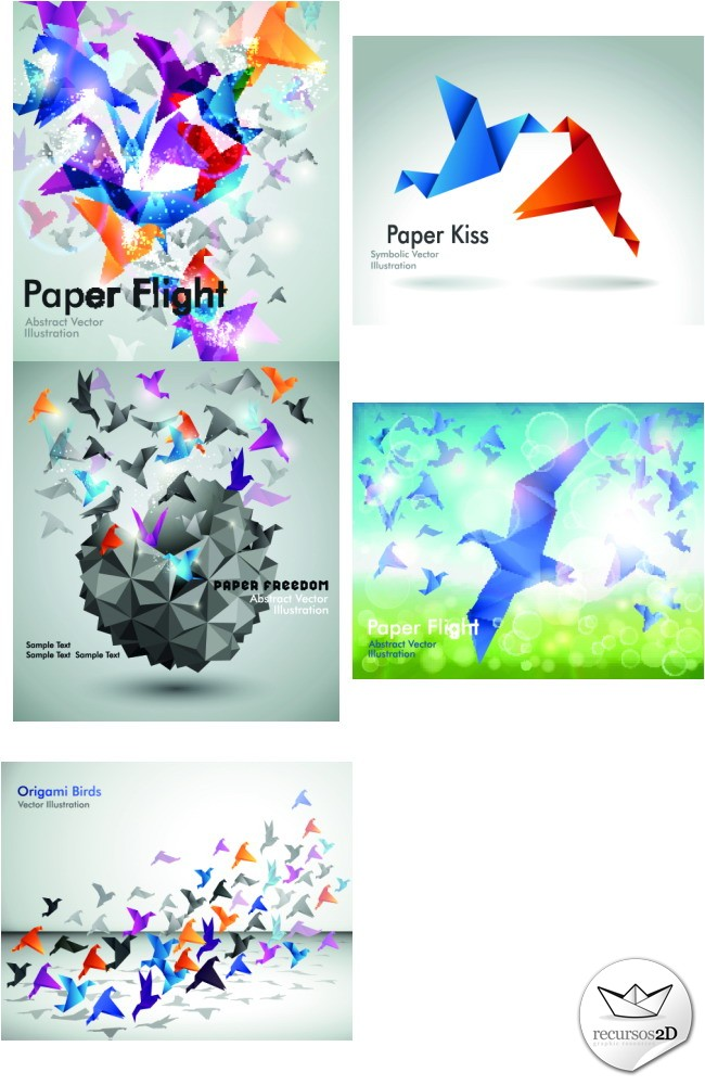 Оригами фотошоп