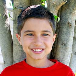 Johnnie- Age 9