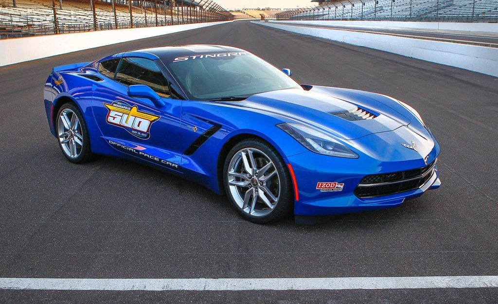 Chevrolet Corvette Stingray Indy 500 Pace Car Picture Gallery Shiftnburn