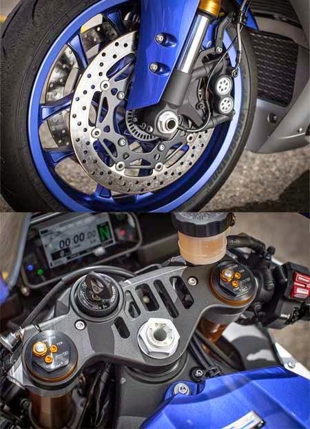 speedometer Yamaha R1 2015