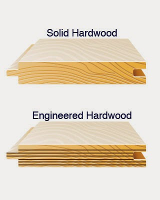 Hardwood is very difficult to install and is best left to professionals.