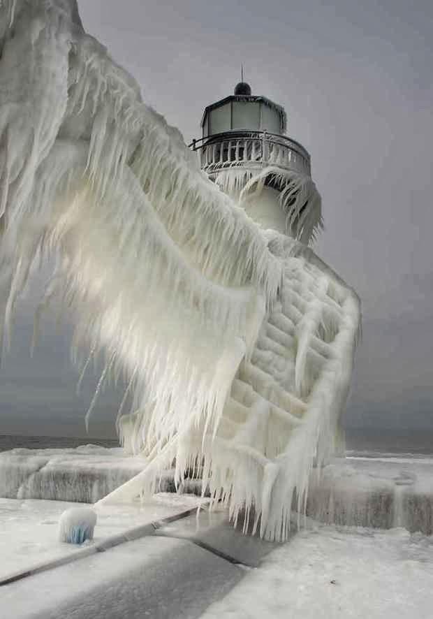 Fotografías paisajes invernales