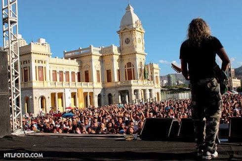 Marcha para Jesus na Praça da Estação em BH
