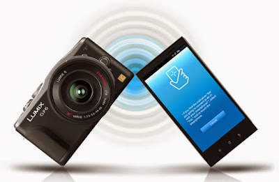 Panasonic GF6, NFC connectivity, Wi-Fi camera, movie, Full HD, DMC-GF6