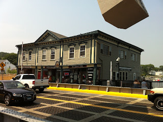 Downtown Mystic, Connecitcut