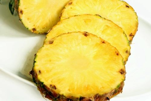 manfaat nanas