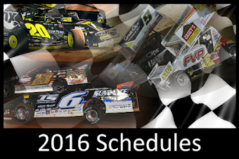 2016 Season Schedules