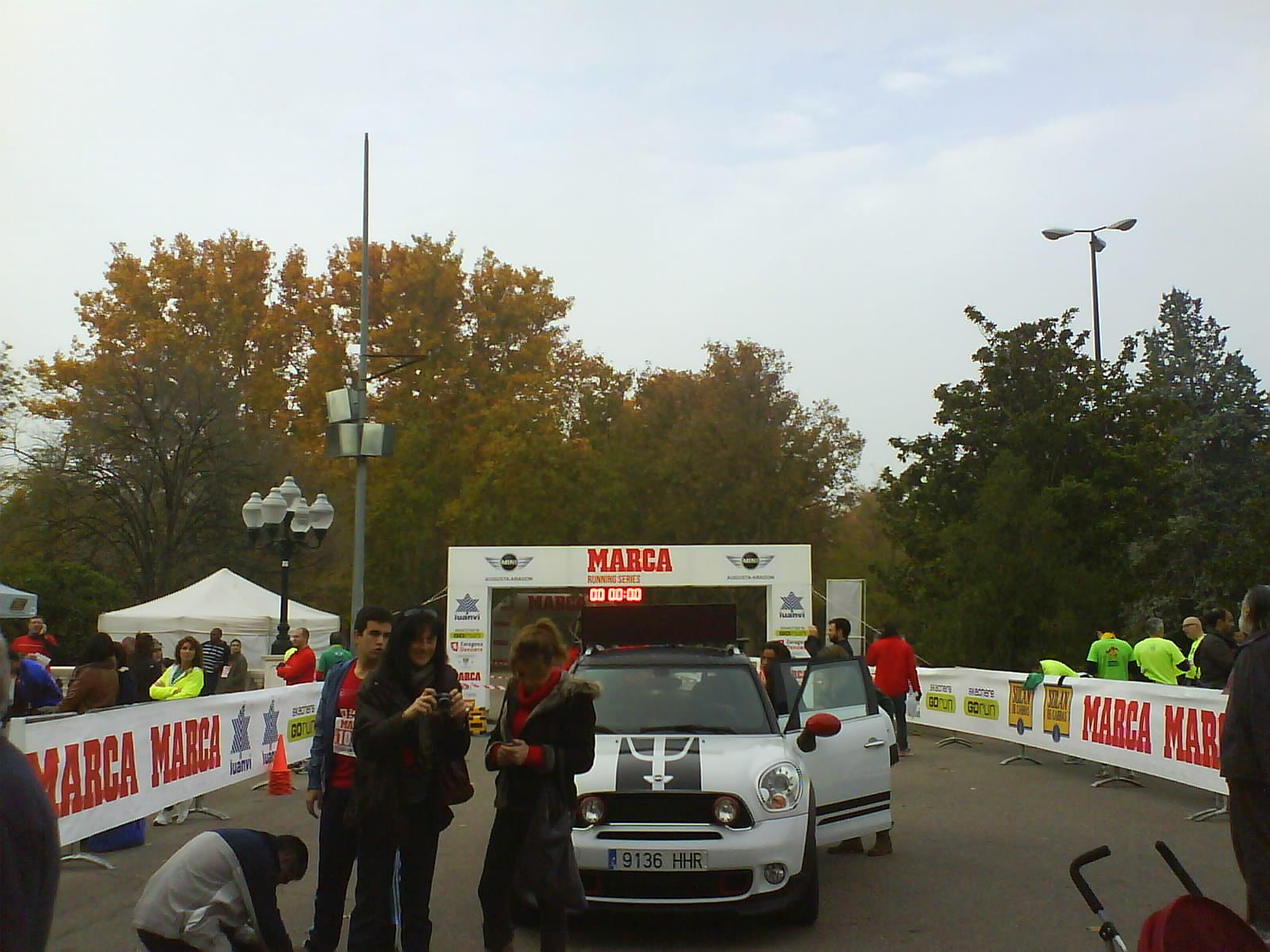 I Carrera Marca Running series Zaragoza