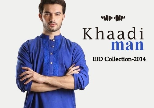 Khaadi Menswear EID Collection 2014