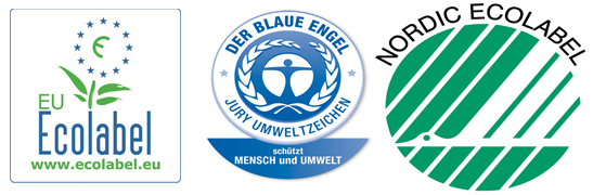 Ecolabel européen (label environnemental européen, créé en 1992)