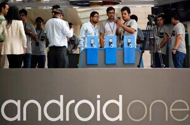 Inilah Tujuan Google Kembangkan Android One
