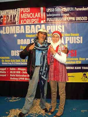 Saat road show PMK di Purwokerto