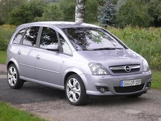 Opel Meriva Pictures
