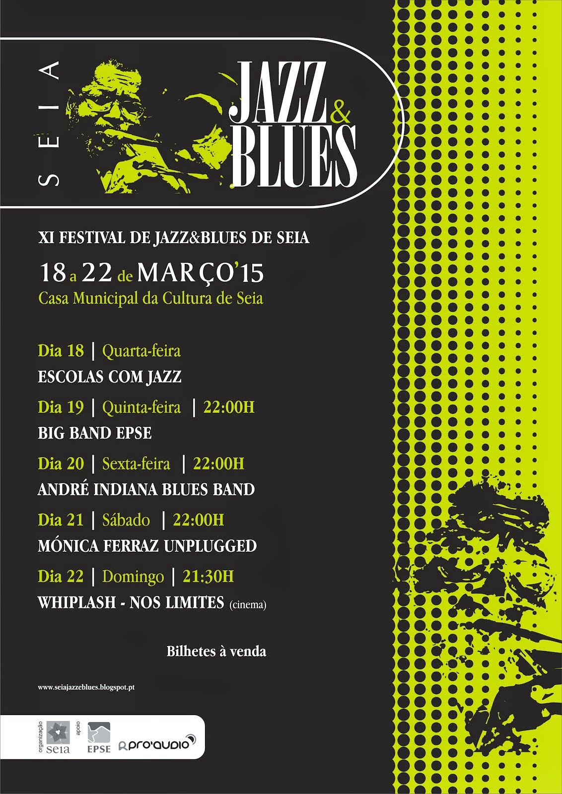 XI SEIA JAZZ & BLUES
