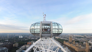 Next London Olympics 2012 : Olympic Flame Visits Iconic London Landmarks