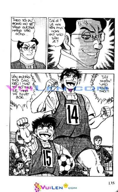 Jindodinho - Đường Dẫn Đến Khung Thành III  Tập 1 page 136 Congtruyen24h