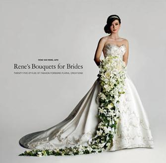 Rene Van Rems 25 Top Bridal Bouquet Styles