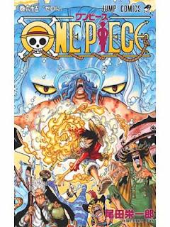 One Piece manga 664 Español