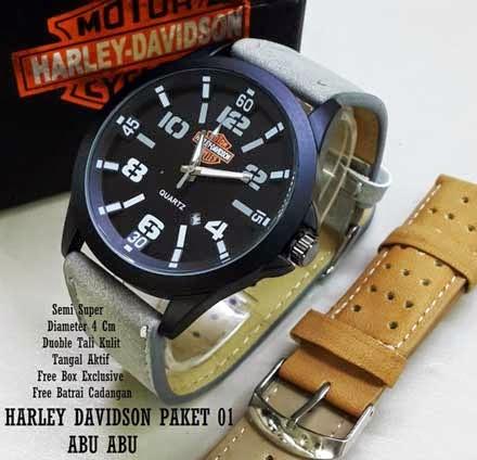 Harley Davidson Paket 01 Abu-abu
