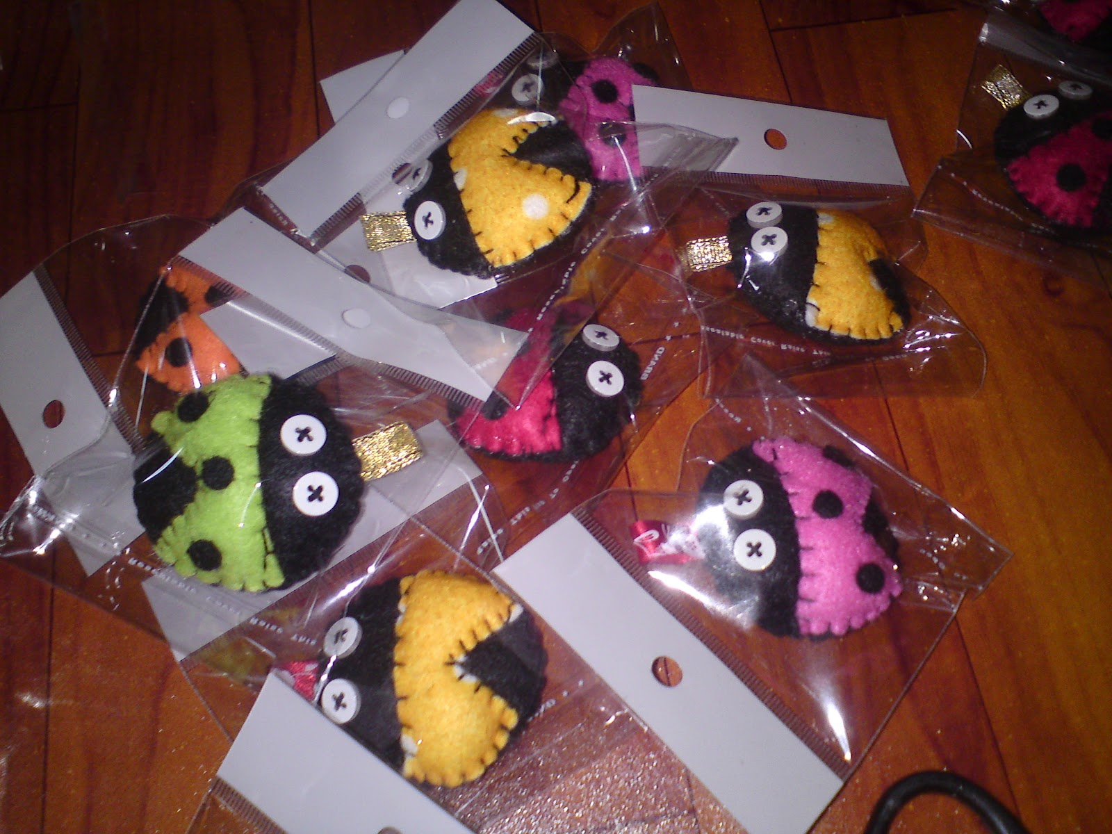 Peace2 kacang peas door gift tunang for Idea door gift tunang