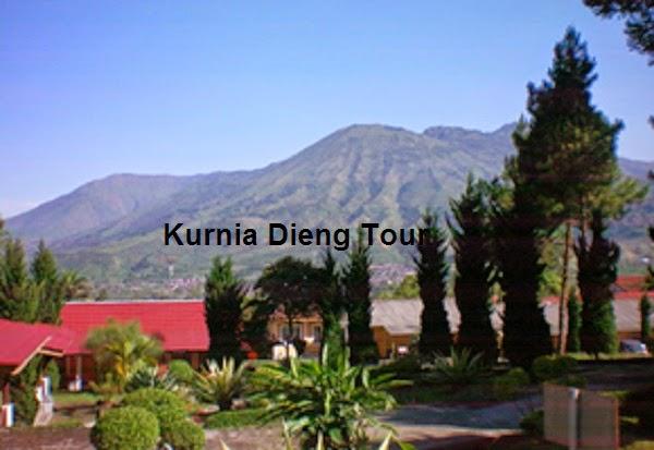 Villa tambi Dieng